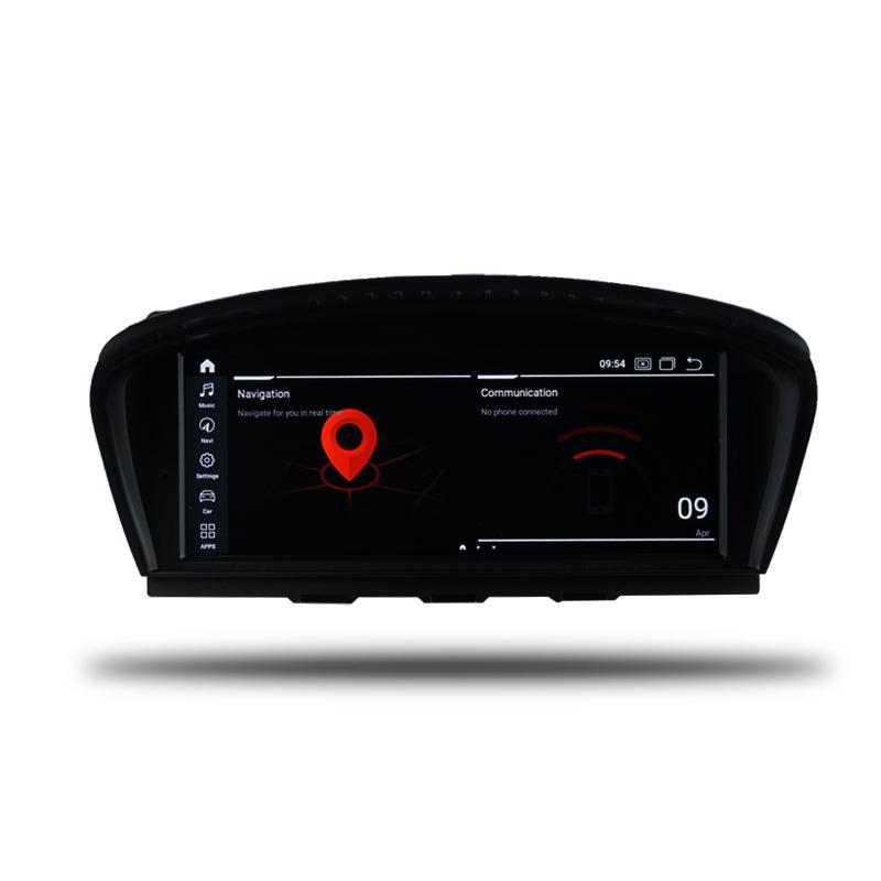 E60-E90 Front Screen On