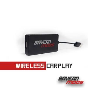 Wireless Apple and Android Car Play USB Dongle