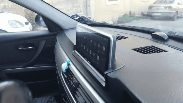 Android for 3 Series without iDrive custom from Bayern mods