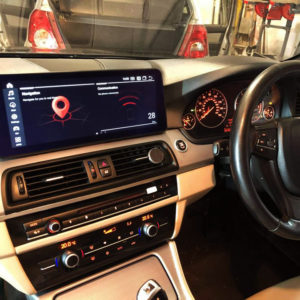 BMW F10 galaxy display bayern mods
