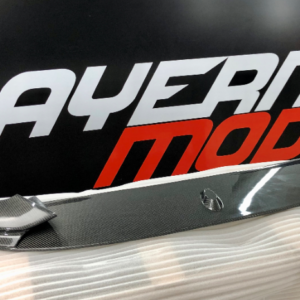 Carbon Fibre splitter for BMW f10 5 series bayern mods