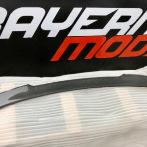 carbon fibre spoiler for BMW f10 5 series